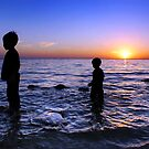 Two in the Sea by Jenny Ryan
