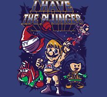 I HAVE THE PLUNGER Unisex T-Shirt
