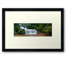 Queens Cascades Framed Print