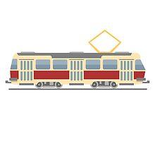 Tram by medhi