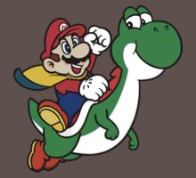 mario and yoshi Kids Clothes