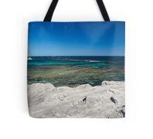 Rottnest Cliffs Tote Bag