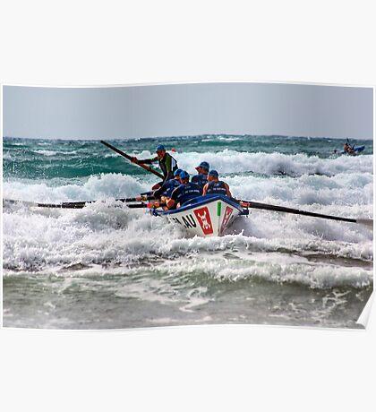 Lorne SLSC surf carnival Feb 2009 (9) Poster