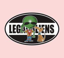 legal aliens Kids Clothes