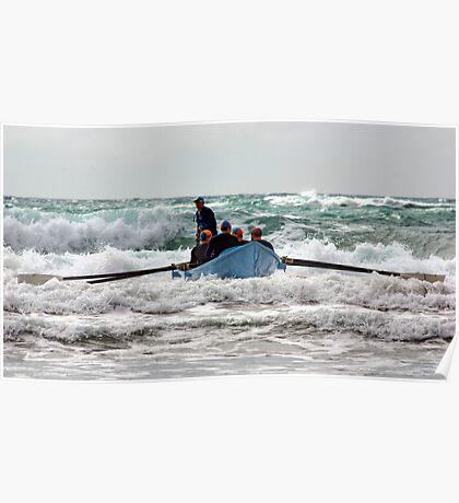 Lorne SLSC surf carnival Feb 2009 (10) Poster