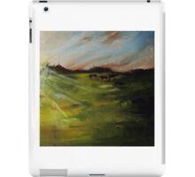 Cows at Dawn iPad Case/Skin