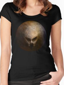 The Dark Side of the Moon Women's Fitted Scoop T-Shirt