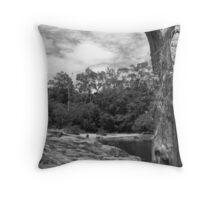 Big Crystal Creek, Paluma Throw Pillow