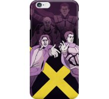 XMen: Days of Future Past Movie Poster iPhone Case/Skin