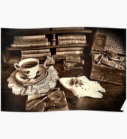 Morning Tea ~ HDR Poster