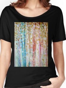 Rain of Joy Women's Relaxed Fit T-Shirt