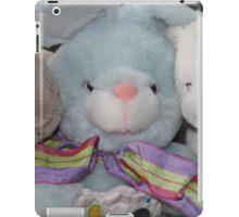 Three Easter Snuggly Bunnies iPad Case/Skin