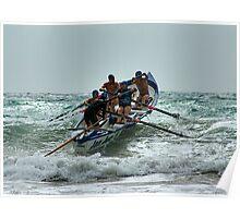 Lorne SLSC surf carnival Feb 2009 (12) Poster