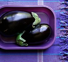 Purple Aubergine by micklyn