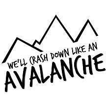 AVALANCHE by gioplothow