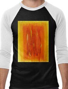 Spiritual Harmony Men's Baseball ¾ T-Shirt