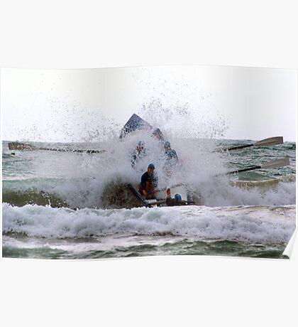 Lorne SLSC surf carnival Feb 2009 (16) Poster