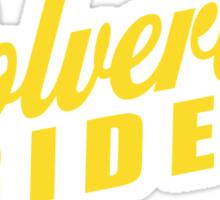 Wolverine Pride! Sticker