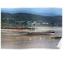 Lorne SLSC surf carnival Feb 2009 (17) Poster