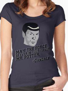 Nerd Me Women's Fitted Scoop T-Shirt