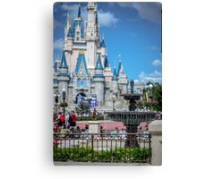 Castle Daze Canvas Print