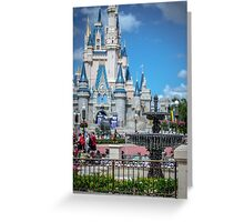 Castle Daze Greeting Card
