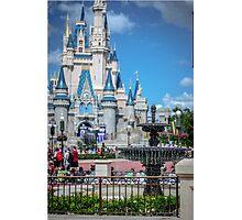 Castle Daze Photographic Print