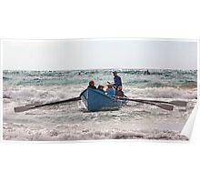 Lorne SLSC surf carnival Feb 2009 (18) Poster