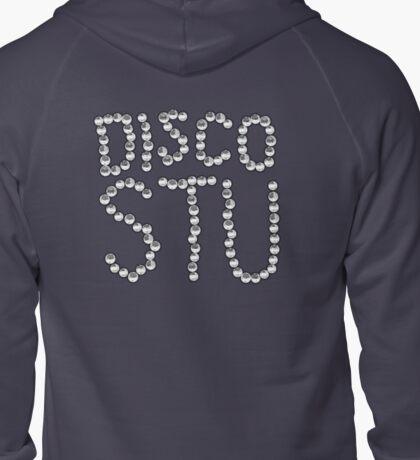 Disco Stu Zipped Hoodie