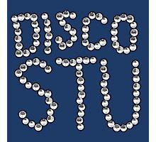 Disco Stu Photographic Print