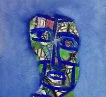Cool Blue by Roy B Wilkins