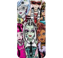 The Cute Monster iPhone Case/Skin