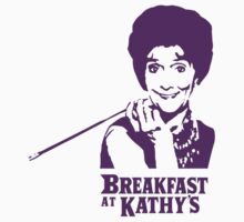 Breakfast At Kathy's by Stephen Hoper