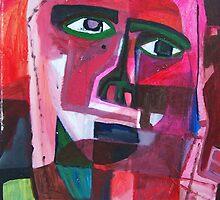 Self Portrait 2005 by Roy B Wilkins