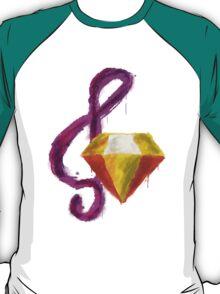 Paint Splatter - Adagio Dazzle T-Shirt