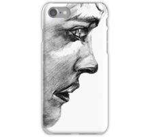 Merlin Profile iPhone Case/Skin