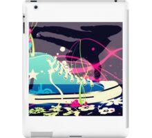 Cool Break Dancer Leaping iPad Case/Skin