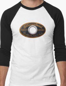 Slingerland Drum Badge Men's Baseball ¾ T-Shirt