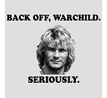 WARCHILD Photographic Print