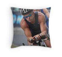 Bike Power Throw Pillow