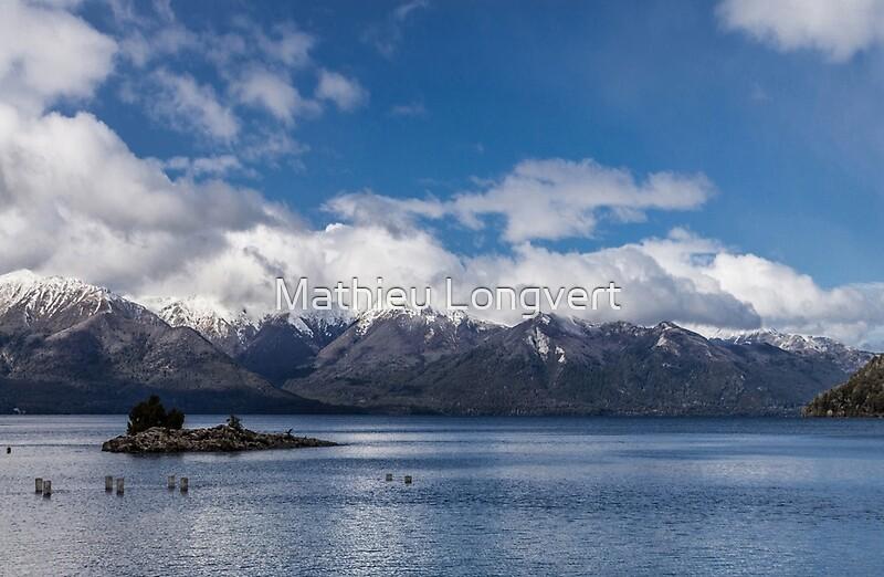 Quot Lake Nahuel Huapi Patagonia Argentina Quot Laptop Skins By