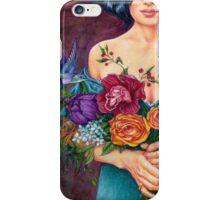 Flower Kisser iPhone Case/Skin