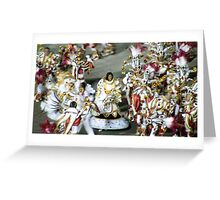 Carnaval Greeting Card