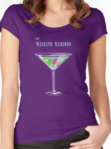 The Weekend Hamidon Women's Fitted Scoop T-Shirt