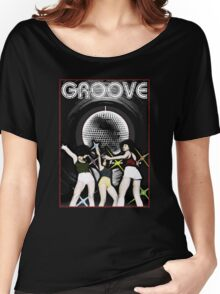 dance groove Women's Relaxed Fit T-Shirt