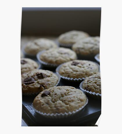 Muffins! Poster