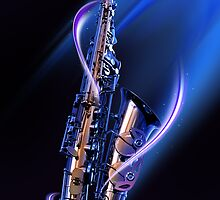 Magical Saxophone by bocosb