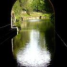 Malpas Tunnel, Canal du Midi, France by triciamary