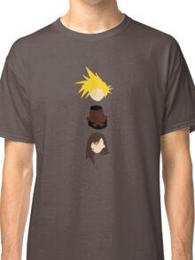 BFF (Best Final Fantasy) Classic T-Shirt