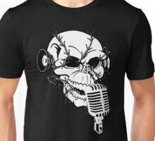 Singing Skull  T-Shirt